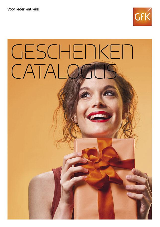 GfK Geschenken Catalogus